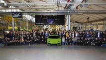Lamborghini encore sacré meilleur employeur d'Italie !