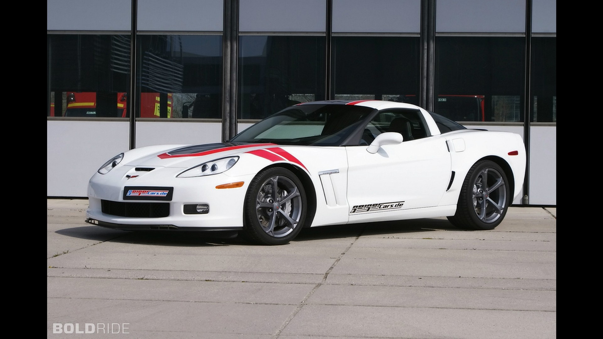 GeigerCars Corvette Grand Sport