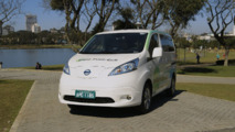 Nissan e-NV200 Fuel Cell