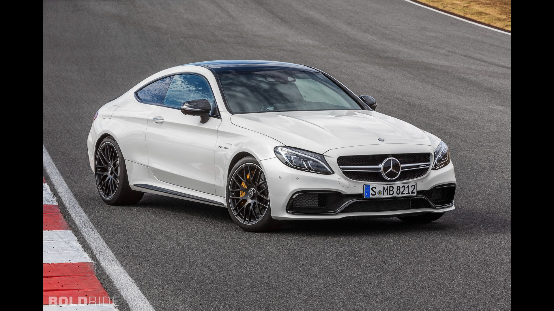 Mercedes-AMG C63 Coupe