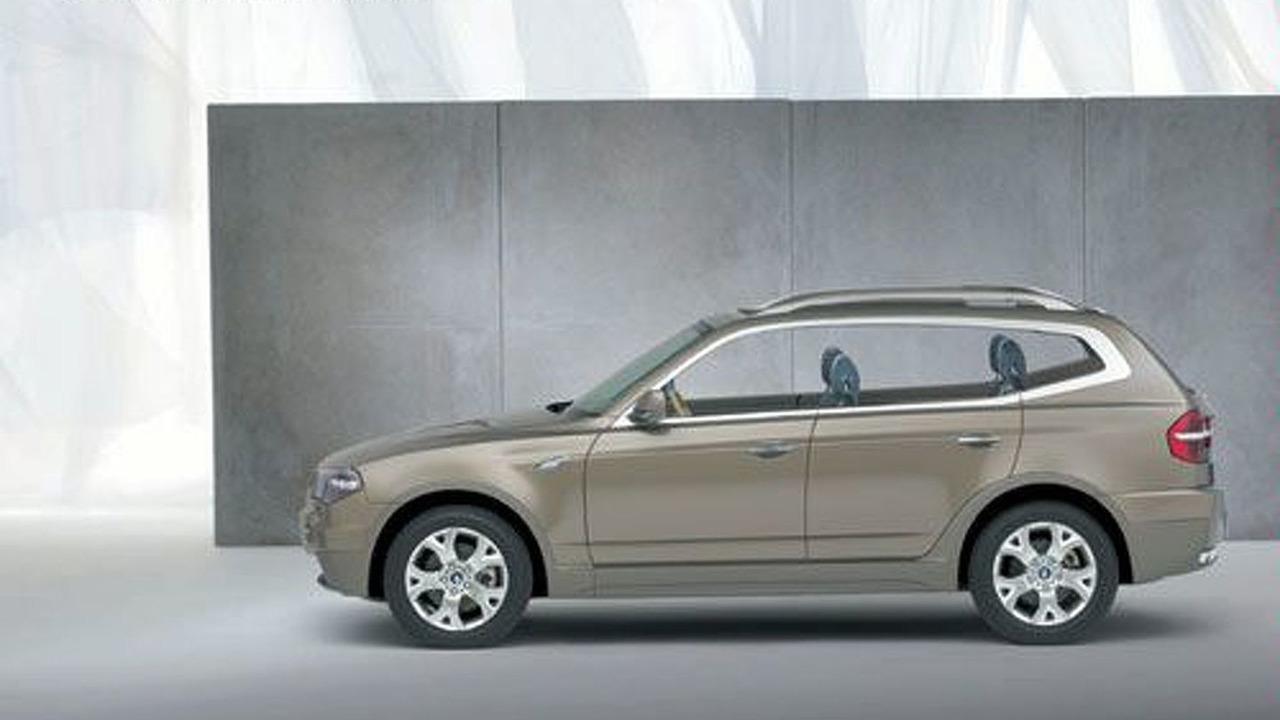 BMW xActivity Concept
