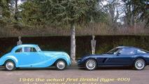 60 Years of Bristol Cars