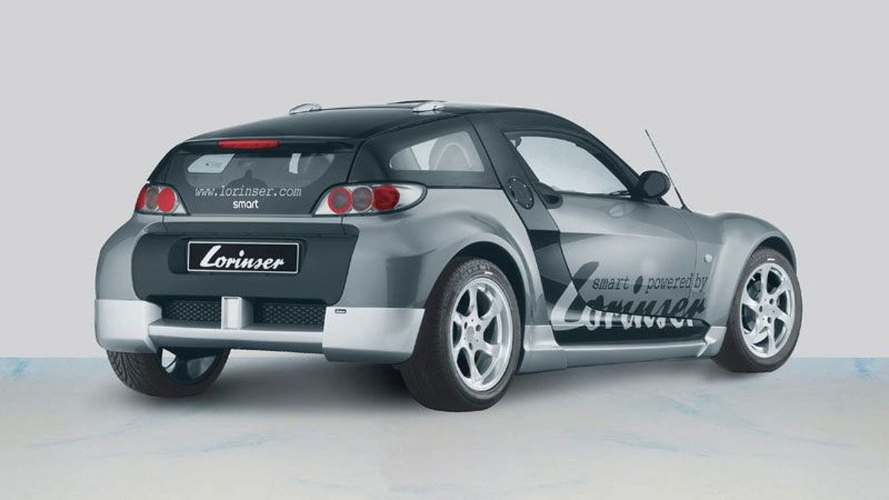 Lorinser smart Roadster