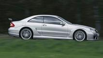 Mercedes-Benz CLK DTM AMG Unveiled
