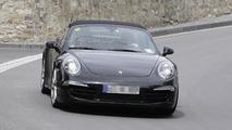 Porsche 911 Targa spy photo 14.6.2012
