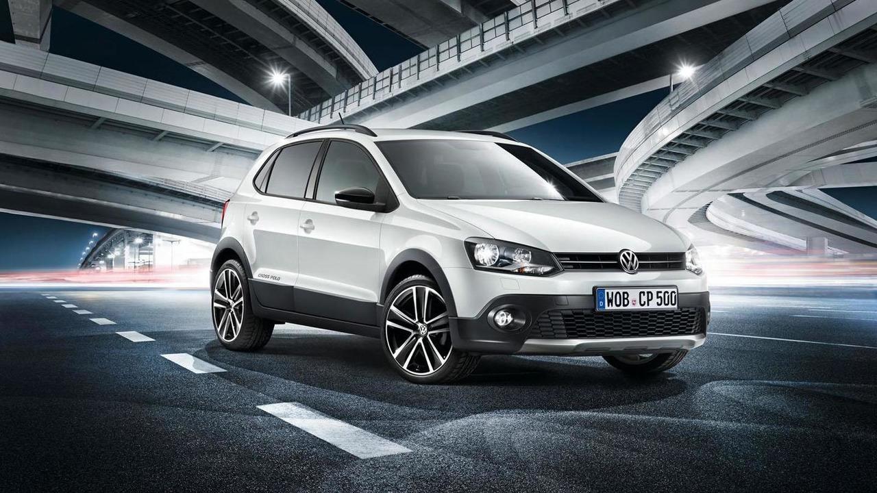 Volkswagen CrossPolo Urban White special edition 11.5.2012