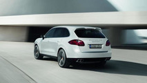 2014 Porsche Cayenne Turbo S and Cayman arrive in Detroit