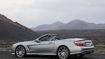 2013 Mercedes-Benz SL63 AMG 22.02.2012