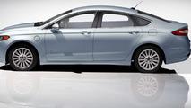 2013 Ford Fusion Energi 09.1.2012