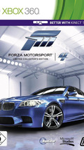 New BMW M5 stars in Forza Motorsport 4 video game