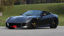 Ferrari SA Aperta with 888 HP by Novitec Rosso