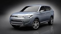 Mitsubishi Concept PX-MiEV II 09.11.2011