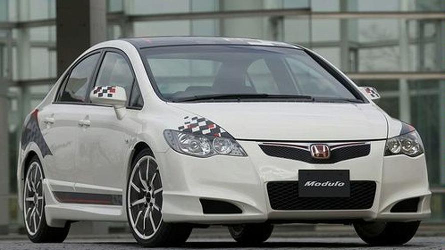 Honda Civic Type-R Modulo Concept at Tokyo Auto Salon