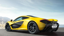 McLaren P1 video recorded at Geneva Motor Show