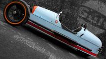 XCAR takes Morgan 3 Wheeler for a spin [video]