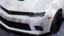 2014 Chevrolet Camaro & Camaro Z/28 introduced in New York