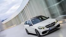 2014 Mercedes-Benz E63 AMG facelift wagon estate