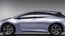 Toyota FT-HT Yuejia concept 27.5.2013