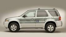 Ford Escape Hybrid E85