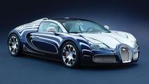 Bugatti Veyron Grand Sport L'Or Blanc - 30.6.2011