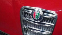 Alfa Romeo MiTo facelift photographed undisguised with minor changes