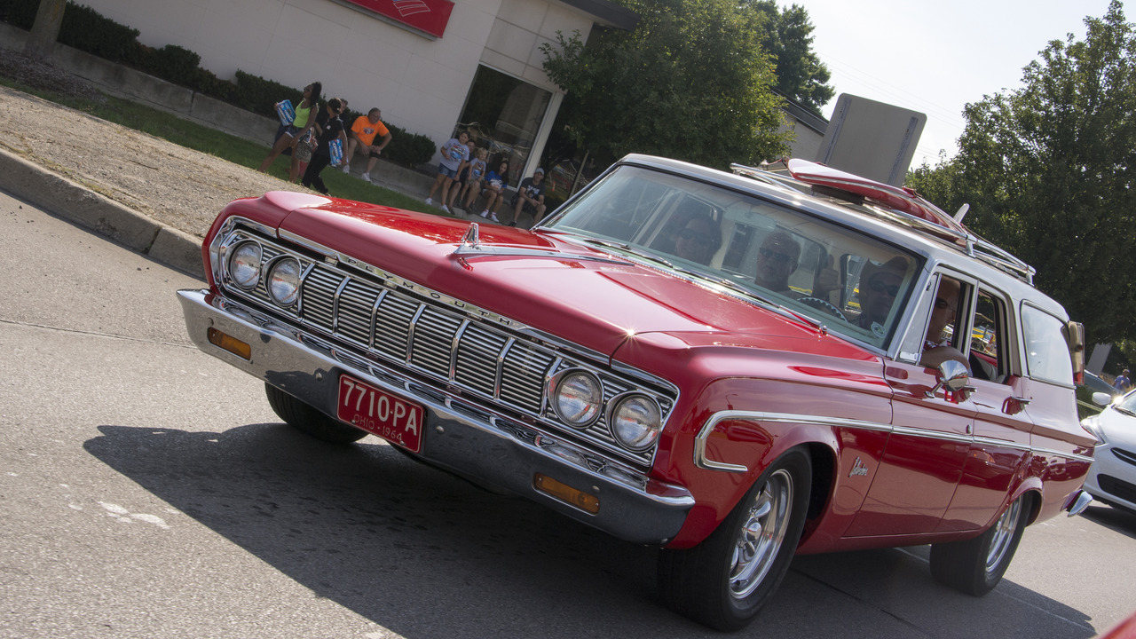 1964 Plymouth Belvedere Wagon