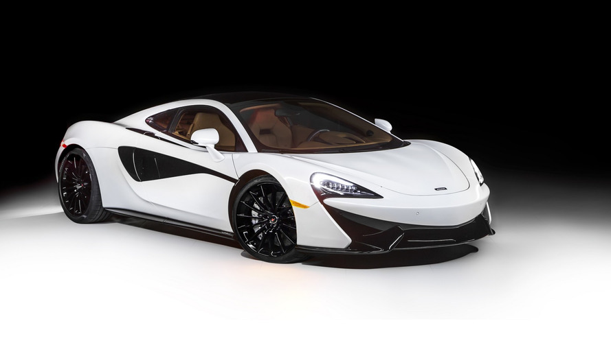McLaren 570GT by MSO Concept brings multiple upgrades to Pebble Beach