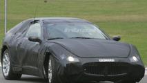 SPY PHOTOS: Maserati GT Coupe