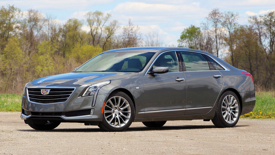 First Drive: 2016 Cadillac CT6