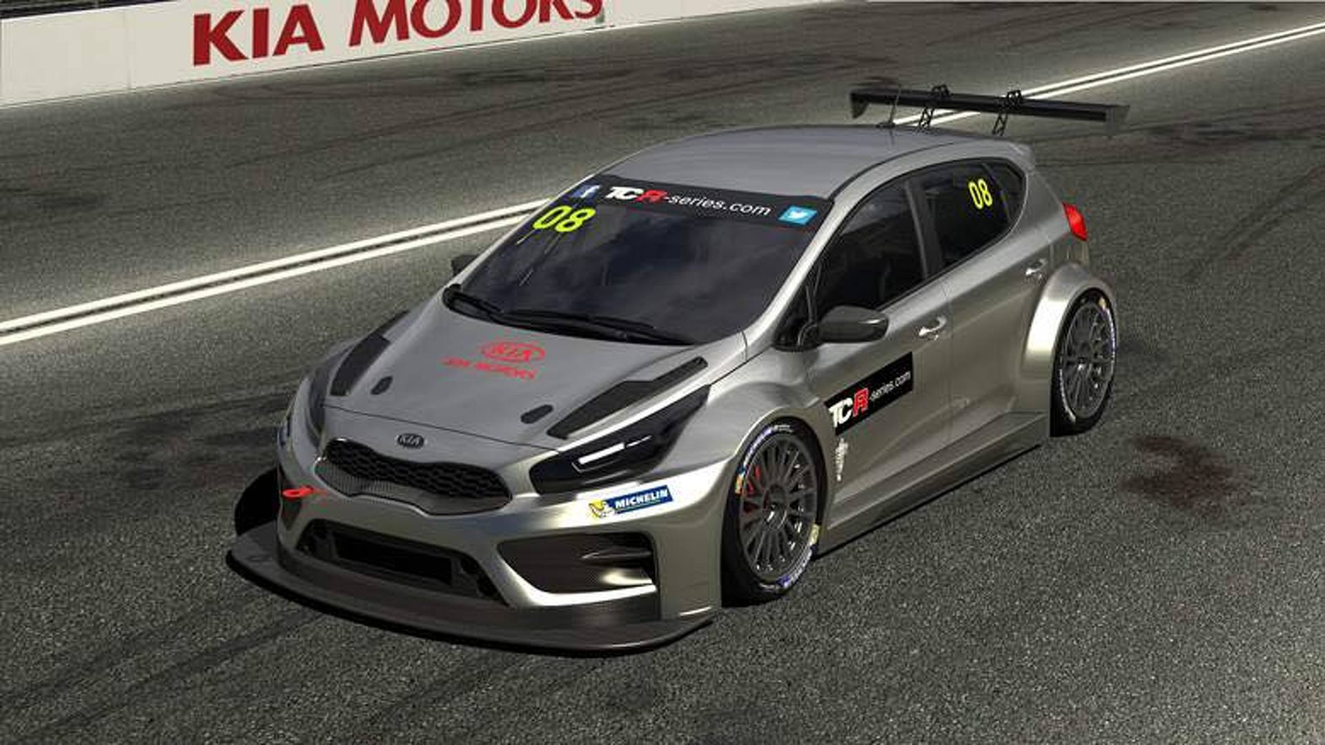 Kia cee'd TCR breaks cover | Motor1.com