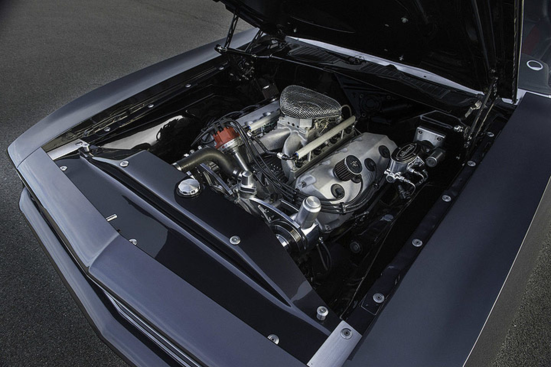 This Classic Hemi Cuda is Now a 21st Century Monster