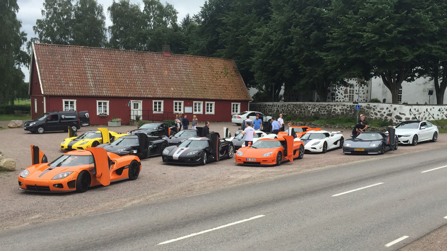 Koenigsegg Owners Event 2016