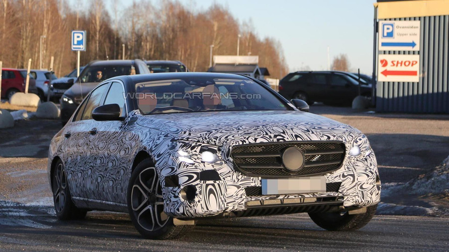 Next-gen Mercedes-Benz E-Class returns in 40 more revealing spy shots