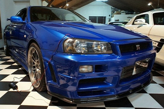 Paul Walker's GT-R from 'Fast and Furious' for Sale for $1.3M