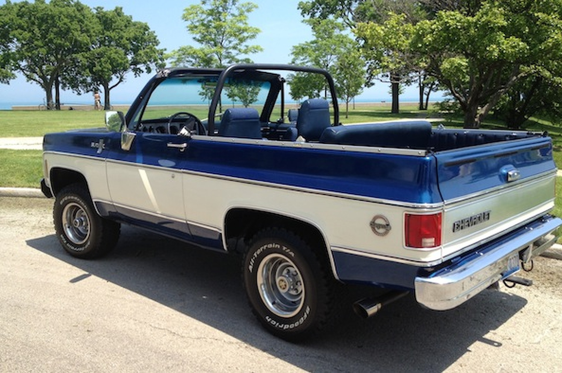Your Ride: 1974 Chevy K5 Blazer