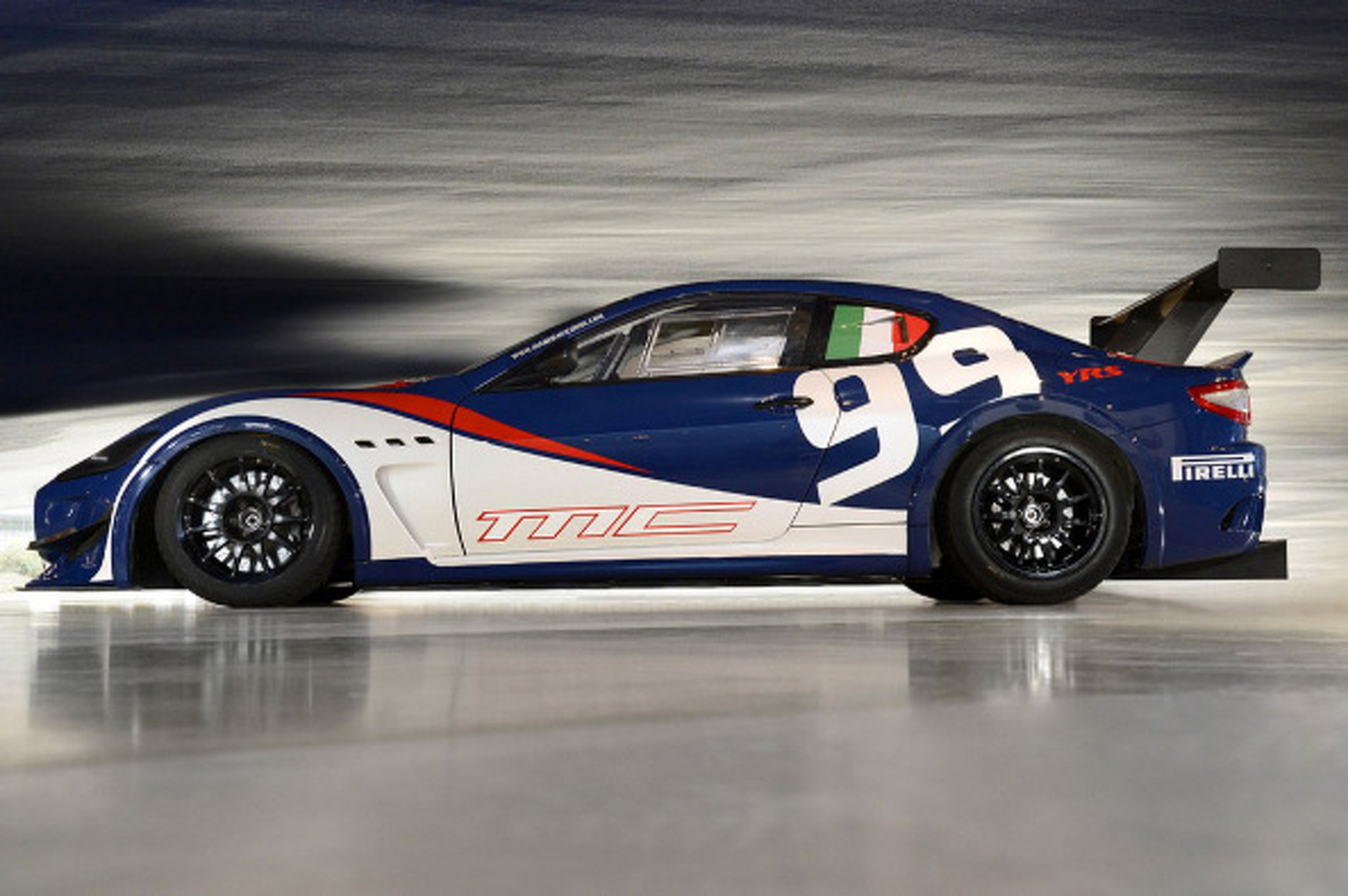 GranTurismo MC Trofeo is How Maserati Does Racing
