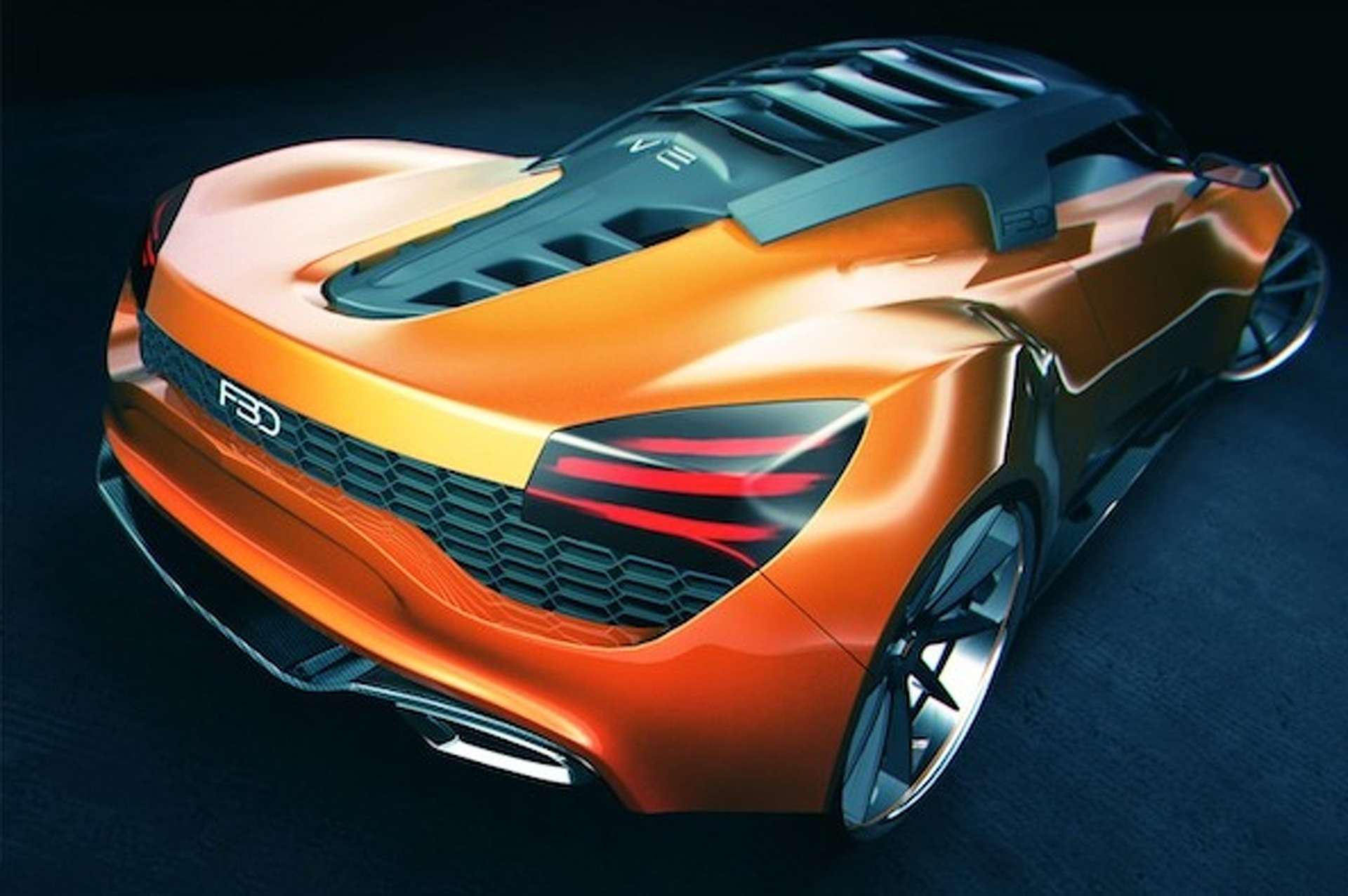Cheetah-R Concept: Focused, Confident and Built for Speed