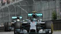 Rosberg a 'big winner' amid Mercedes troubles
