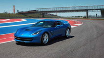 2015 Chevrolet Corvette Stingray with Z51 package