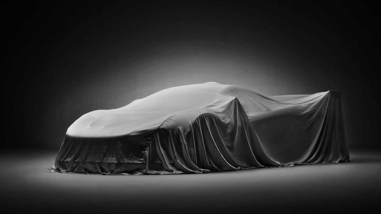 McLaren P1 GTR teaser