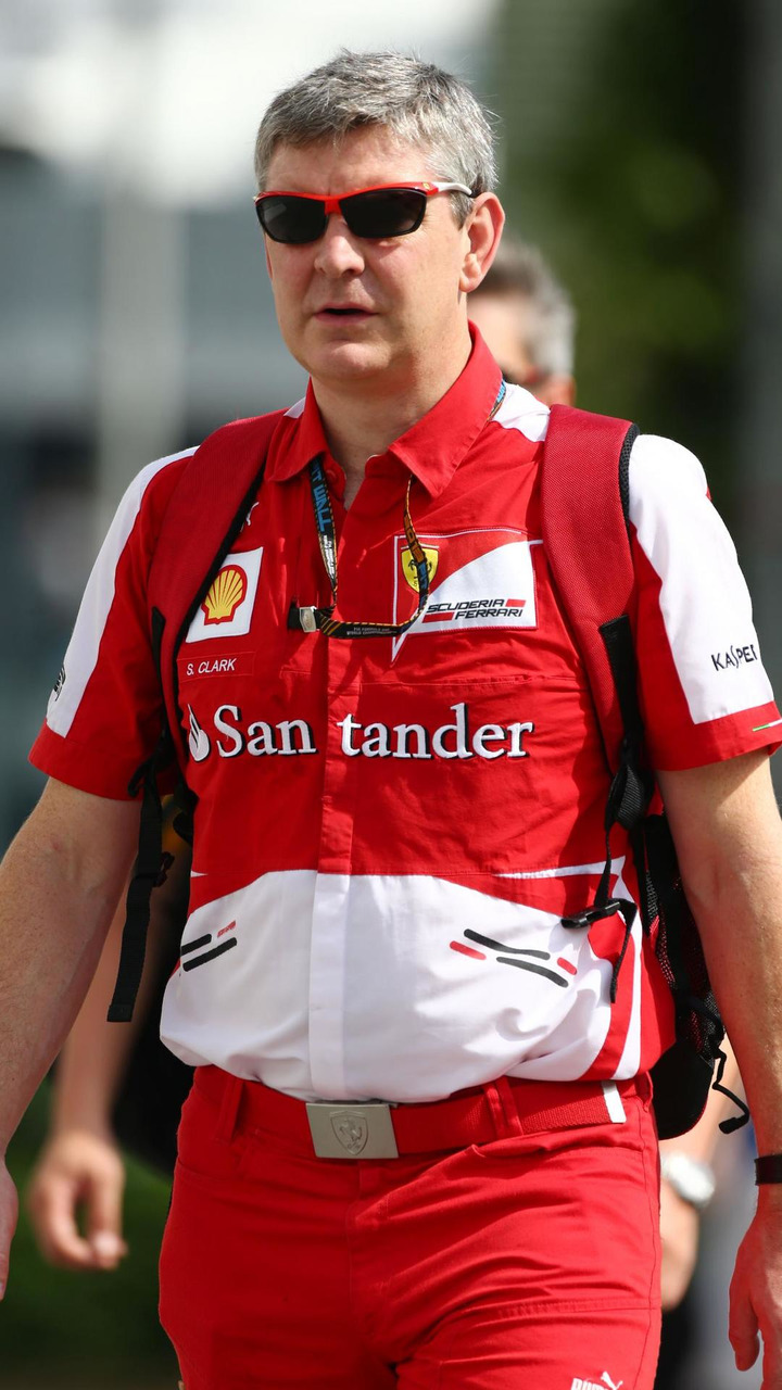 Steve Clark (GBR), ex-Ferrari Chief Engineer / XPB