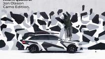 Audi A4 Jon Olsson Camo Edition