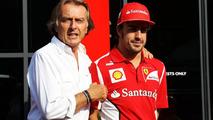 Montezemolo moves to ease Alonso frustration