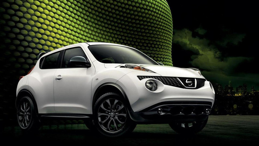 Nissan Juke Midnight Edition announced (US)