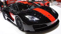 Hamann memoR debuts in Geneva - based on McLaren MP4-12C