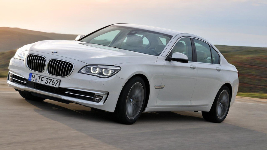 BMW 7-Series to get a diesel engine in the U.S. - report