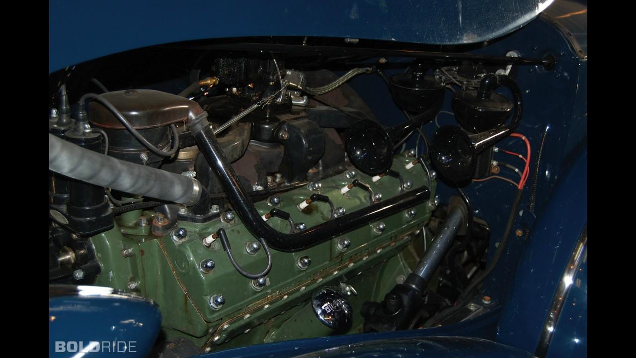 Packard Twelve 7-Passenger Touring Sedan