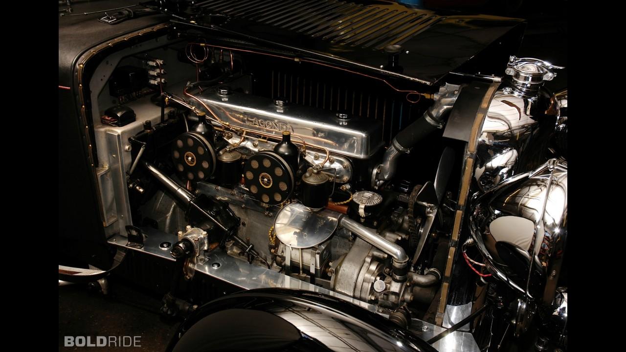 Lagonda M45 Tourer