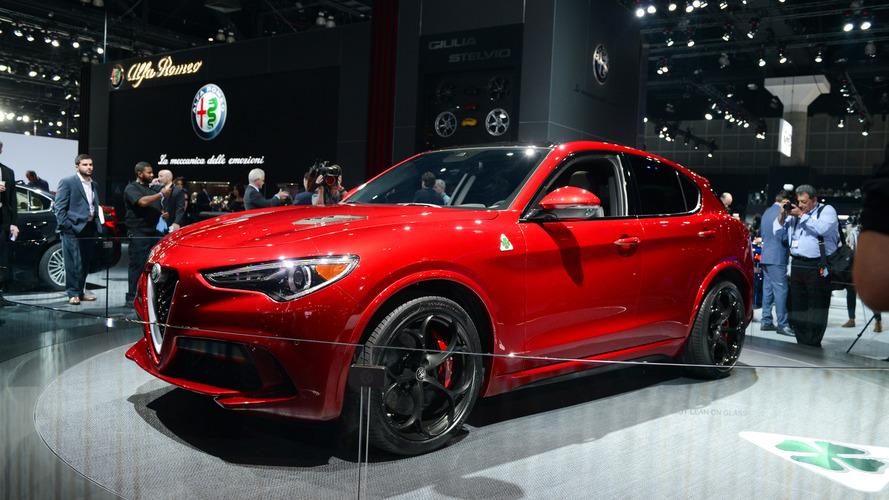 Alfa Romeo Stelvio races into L.A. with 505-hp Quadrifoglio range topper