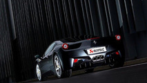 Akrapovic shows off its exhaust sound for the Ferrari 458 Italia [video]